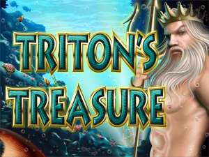Triton's Treasure Slot Machine