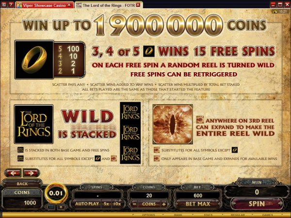 casino slot online english ring casino