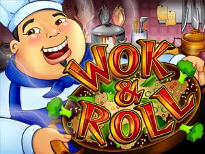 Wok and Roll Slot Machine