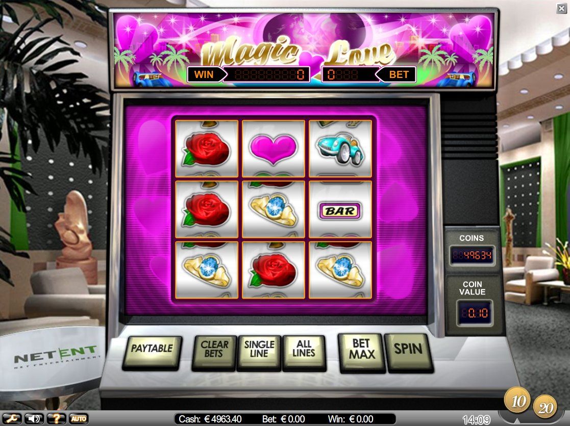 casino slot machines rules